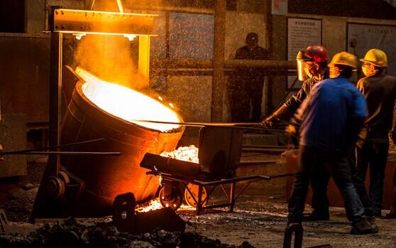 铸造冶金用膨润土